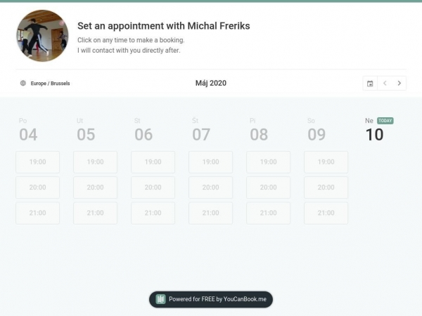 michal-freriks.youcanbook.me
